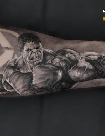 Dionisis - Hulk