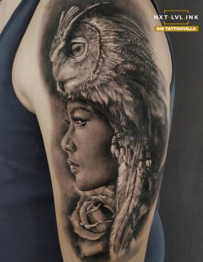 Dionisis - Olle mit Löwenfellkopf