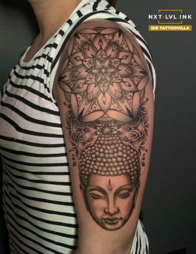 Franci - Mandala Buddha