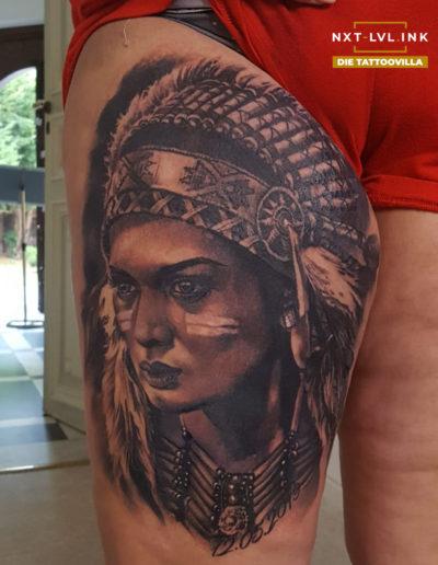 Gerasimos - Indianerin