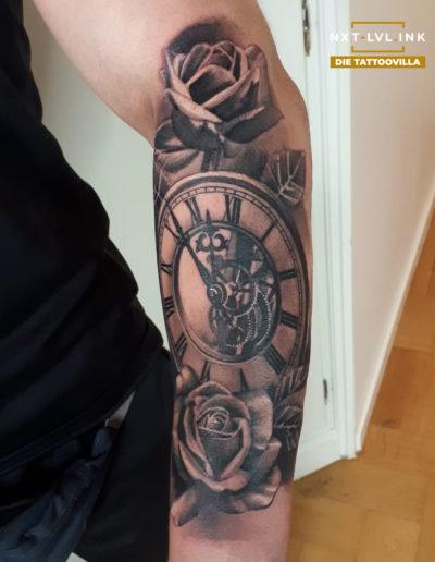 Kleanthis - Uhr Rose
